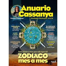 ANUARIO CASSANYA Astrología y Horóscopos 2017/18 Revista de papel