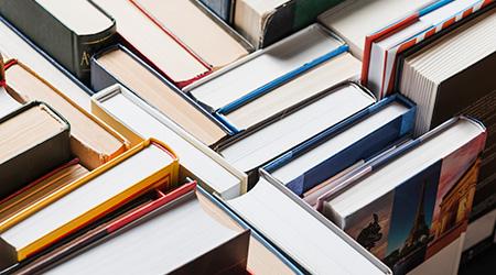 Distribución de libros