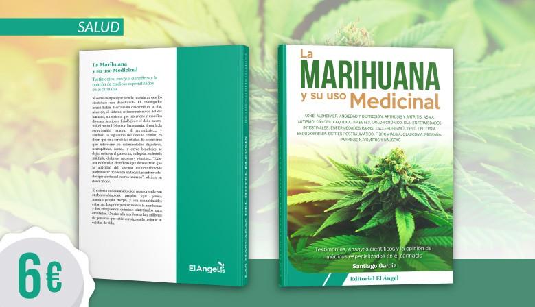 Libro Marihuana Medicinal