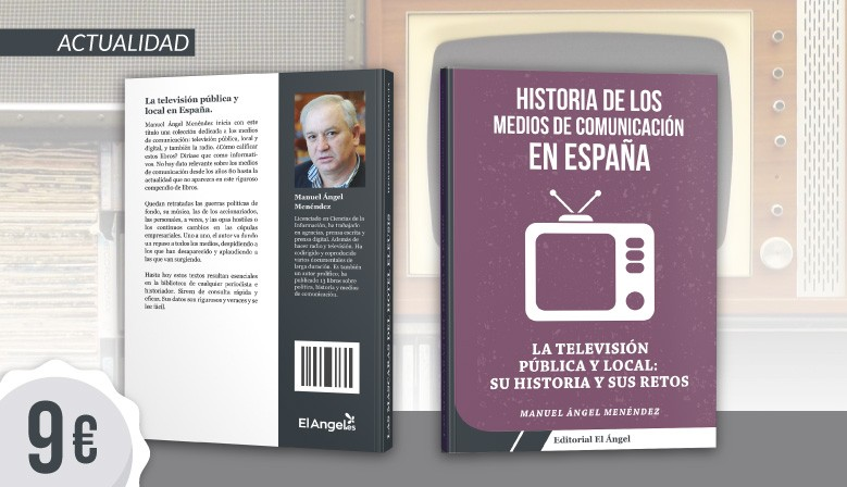 Libro Tv pública y local en España
